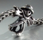 Mobile Preview: Trollbeads * Vogelscheuche *
