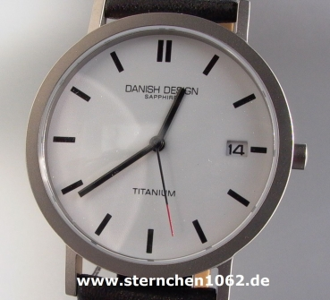 Danish Design Titan Lederband 3316100