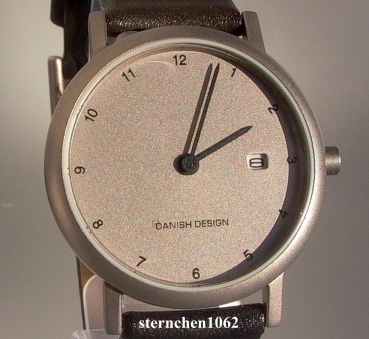 Danish Design Titan Lederband 3326181