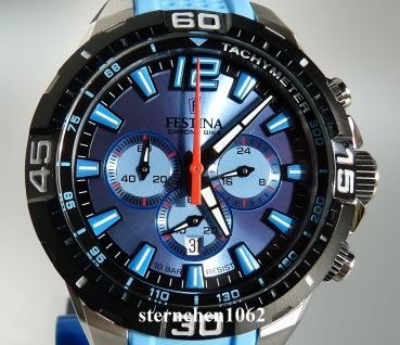 Festina * F20523/8 * Chrono Bike
