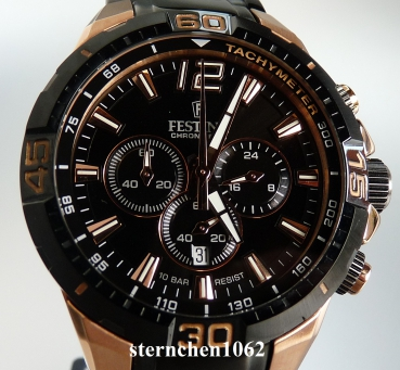 Festina * F20525/1 * Chrono Bike Special Edition
