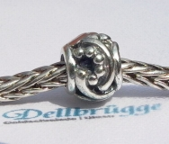 Original Trollbeads * Art Deco * retired *