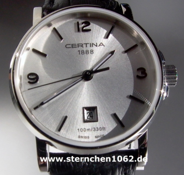 Certina DS Caimano Lady C0172101603700