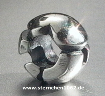 Original Trollbeads * I Luv U * retired