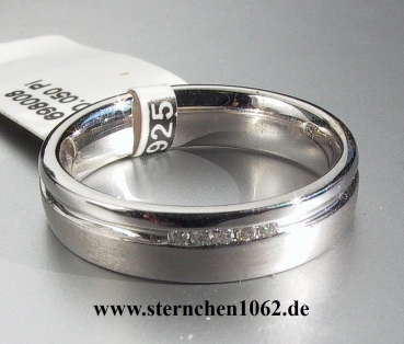 Viventy * Brilliant - Ring * 925 Silber * 698008