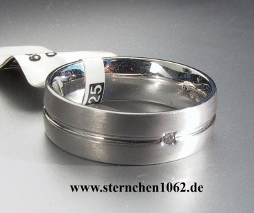 Viventy * Brilliant - Ring * 925 Silber * 698016