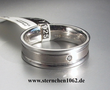 Viventy * Brilliant - Ring * 925 Silber * 698010
