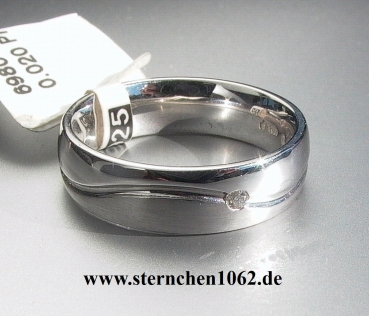 Viventy * Brilliant - Ring * 925 Silber * 698012