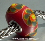 Trollbeads * Rote Weihnacht * Rot 4.10