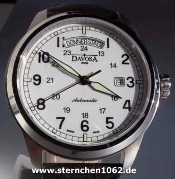 Davosa Simplex Day-Date Automatic 161.431.26